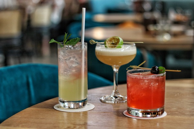 New Cocktails